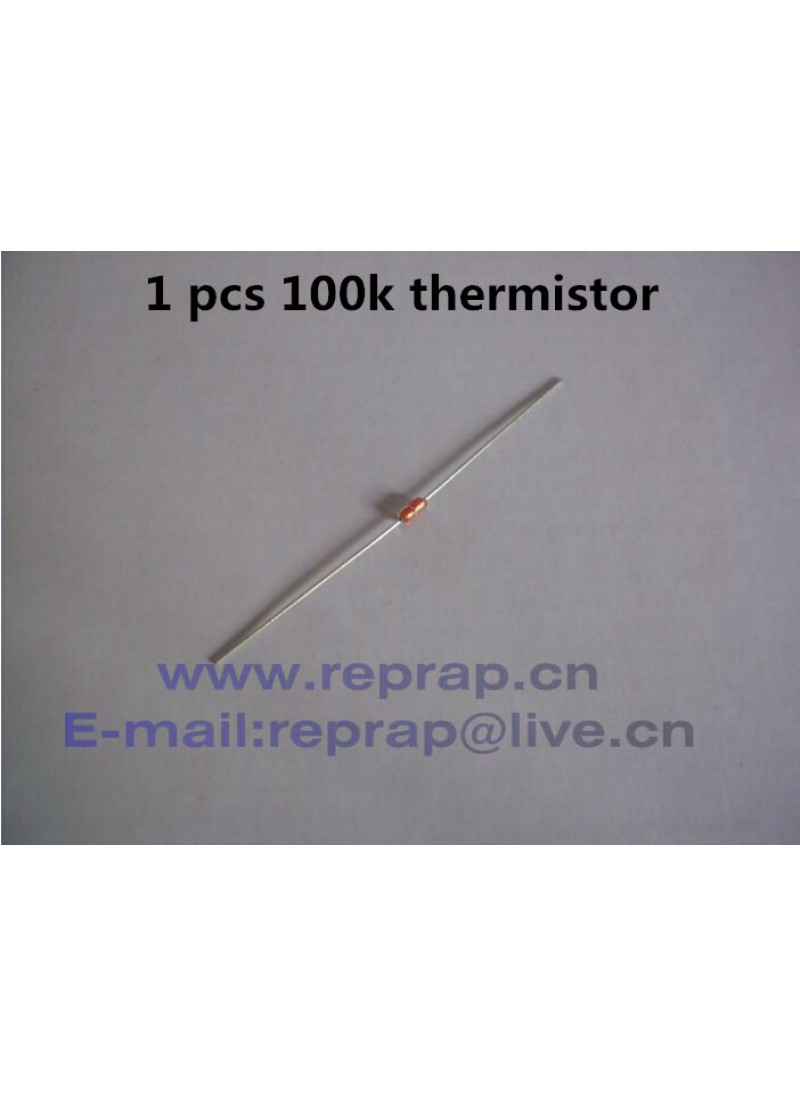 Free shipping 3d printer dedicated thermistor 100 k
