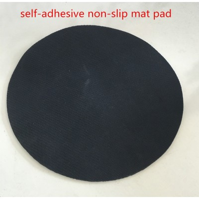 Good quality self-adhesive non-slip mat pad used on diy ciclop 3d scanner platform table