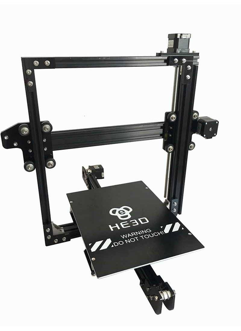 EI3-Tricolor DIY 3D Printer kit Triple Extruder