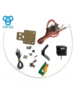 Dual extruder upgrade for EI3 3D printer