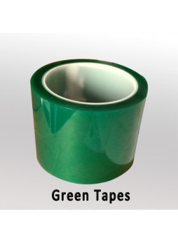 Free shipping high temperature polyimide green taping  Reprap 3D Printer