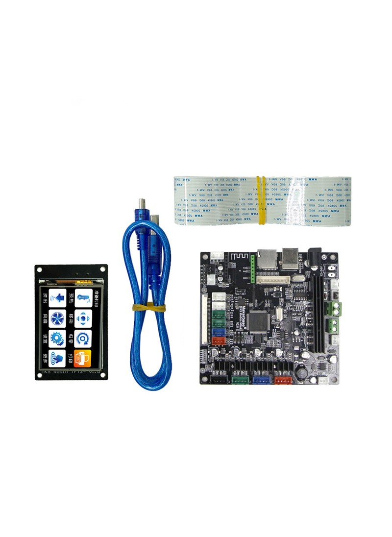 3D printer main board Robin Mini STM32 integrated board ARM