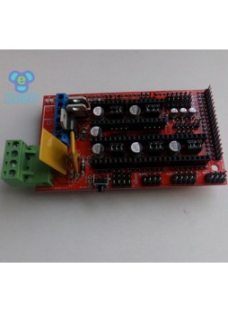 Free shipping RAMPS 1.4 Reprap 3D printer control board delta 3d printer