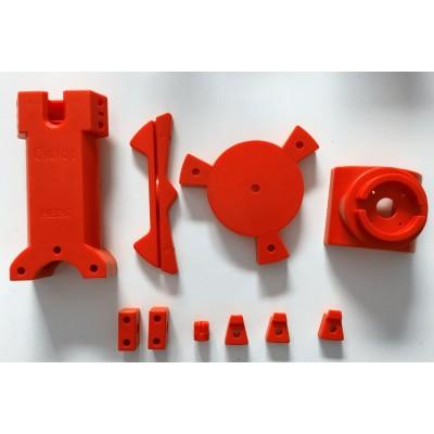 Open source DIY ciclop 3d scanner plastic parts, new workmanship plastic injection molding
