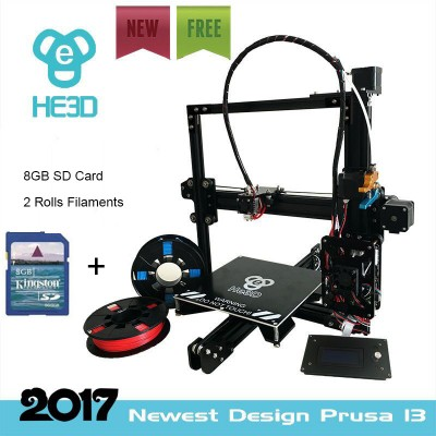 HE3D prusa i3 EI3  DIY 3D Printer kit