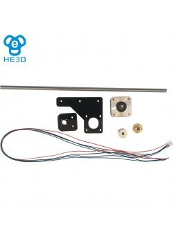 dual Z axis upgrade kit for HE3D EI3 DIY 3D printer