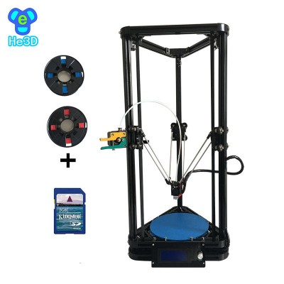 auto level he3d K200 high precision  delta 3d printer kit