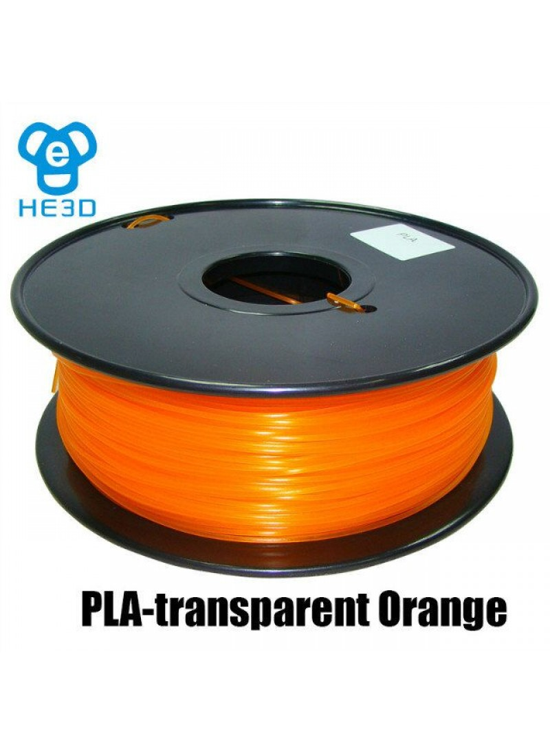 Reprap 3D printing PLA filament ,nice transparent colors for choosing