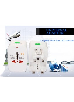 Universal adapter for global  more than 150 countries, power socket, EU/USA/AU/british standard
