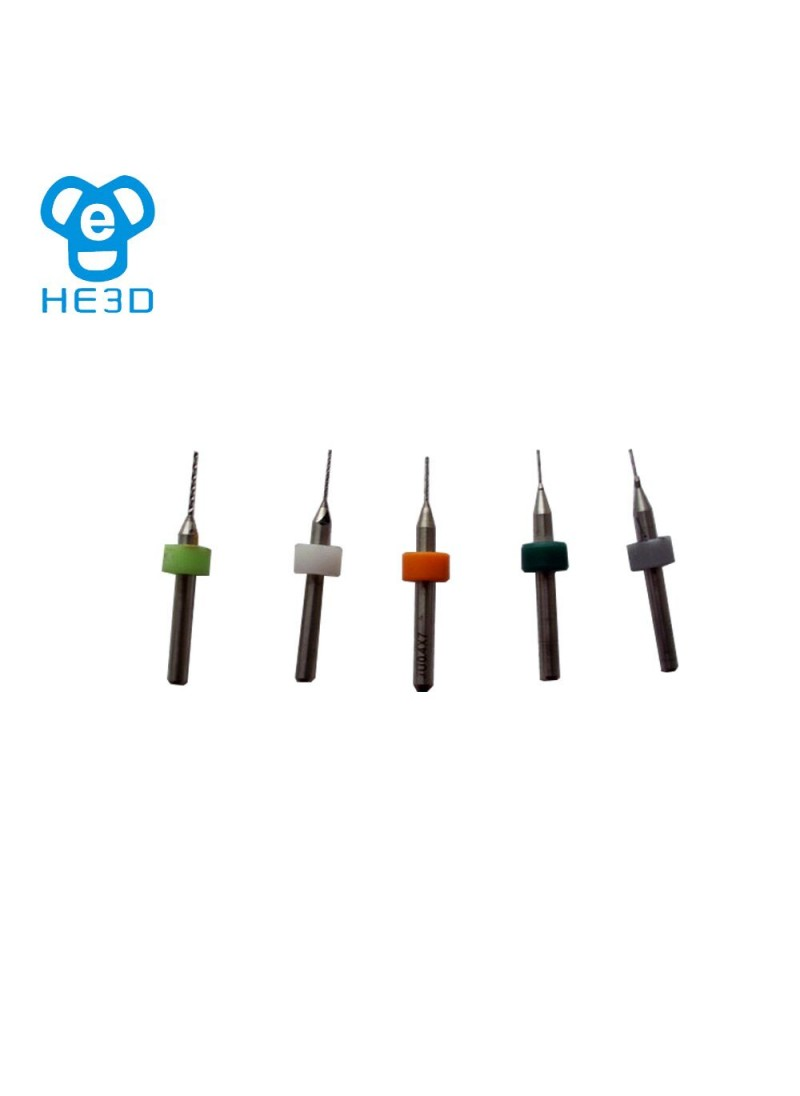 Free shipping The reprap 3d printer nozzle cleaning special drill