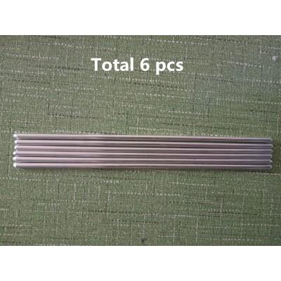 Delta Kossel Rod Parallel Arm 3d printer accessories, aluminum alloy rod, 6pcs per pack