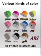 Reprap ABS 1.75mm material 1 kg 3d printer ABS filament