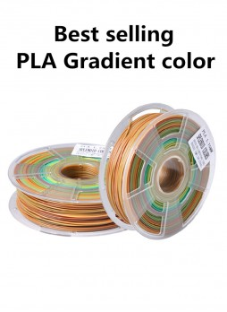 3D Printer Filaments PLA Gradient color