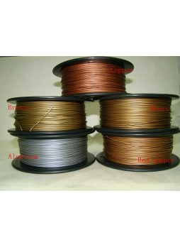 3D printer filament metal material 1.75mm